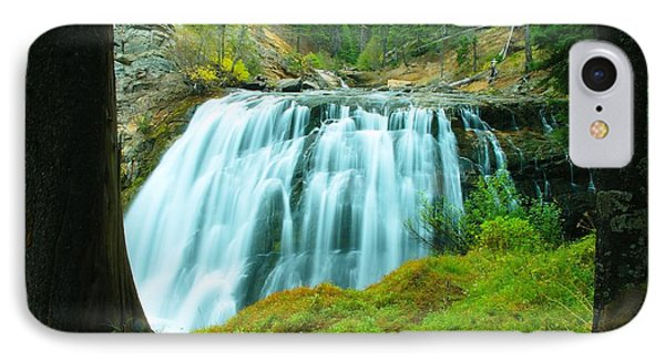 South Fork Falls  Phone Case by Jeff Swan
