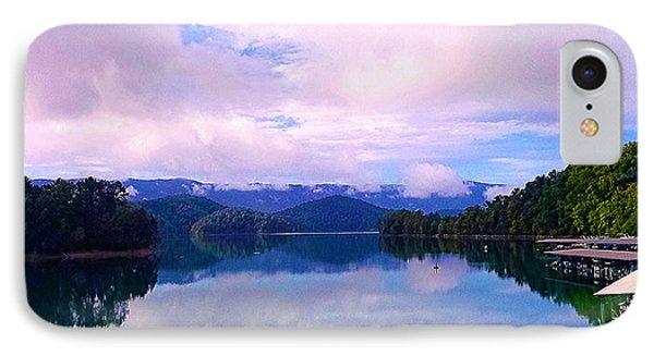 South Holston Lake Tn IPhone Case by Jeff Kurtz