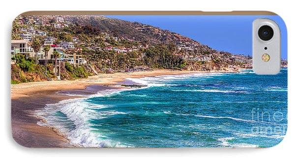 IPhone Case featuring the photograph South Laguna Beach Coast by Jim Carrell
