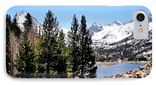 IPhone Case featuring the photograph South Lake by Marilyn Diaz