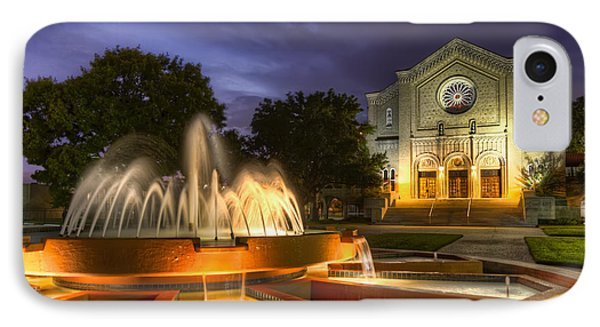 South Main Baptist Church Phone Case by Tim Stanley