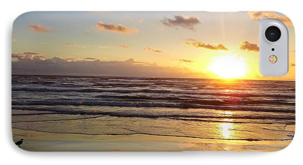 South Padre Island Sunrise IPhone Case