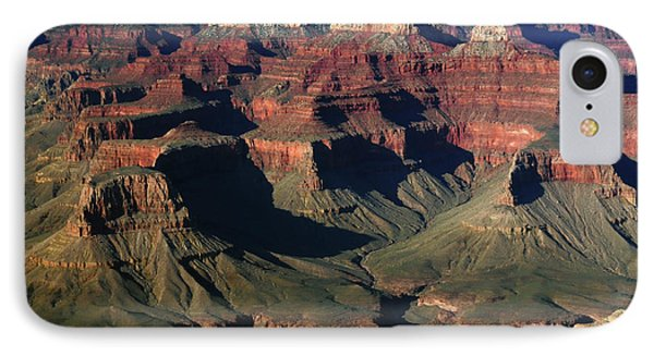 South Rim, Grand Canyon National Park IPhone Case by Michel Hersen