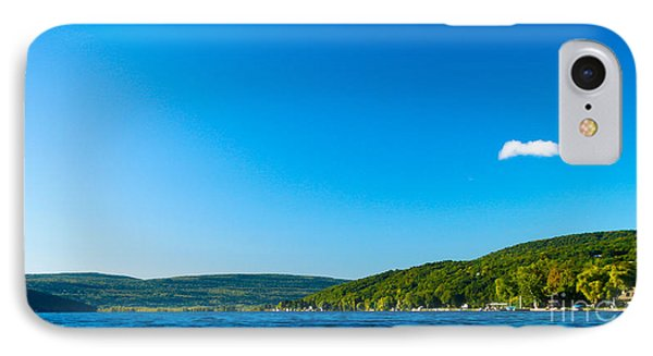 South View Of Canandaigua Lake Phone Case by Steve Clough