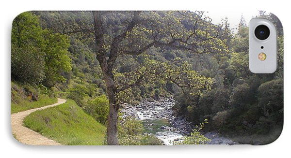 South Yuba Trail IPhone Case by Rachel Lowry