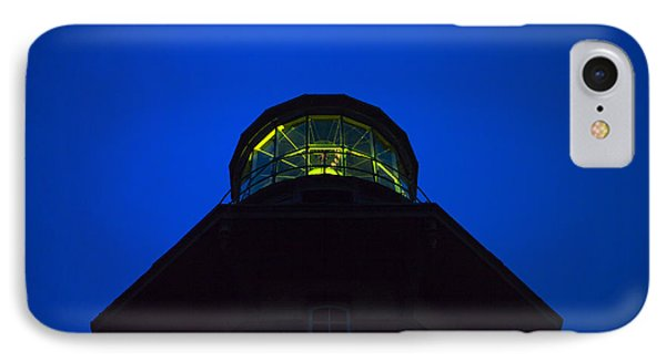 Southeast Lighthouse On Block Island  IPhone Case by Diane Diederich