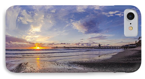 Southern California Winter IPhone Case by Sean Foster