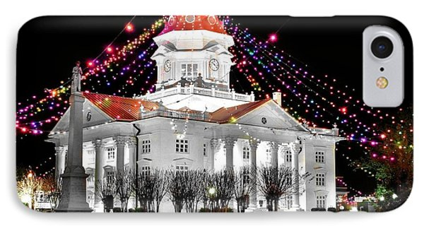 Southern Christmas IPhone Case