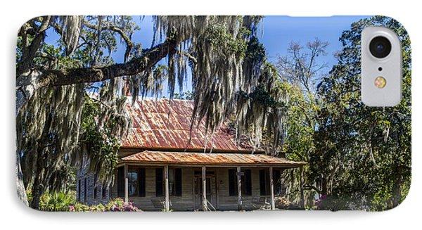 Southern Comfort Phone Case by Debra and Dave Vanderlaan
