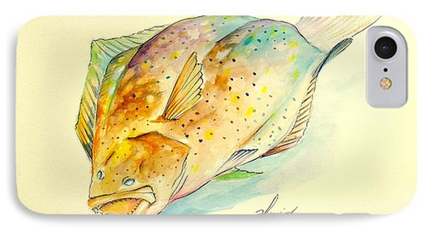 Southern Flounder  IPhone Case