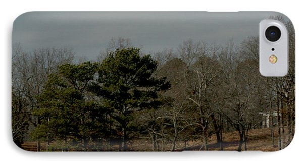 IPhone Case featuring the photograph Southern Landscape by Lesa Fine