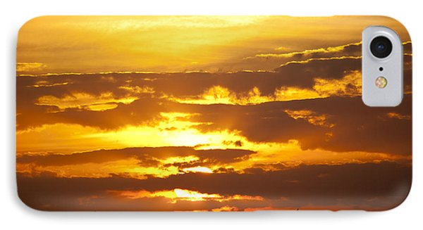 Southern Sunset IPhone Case by Michelle Wiarda