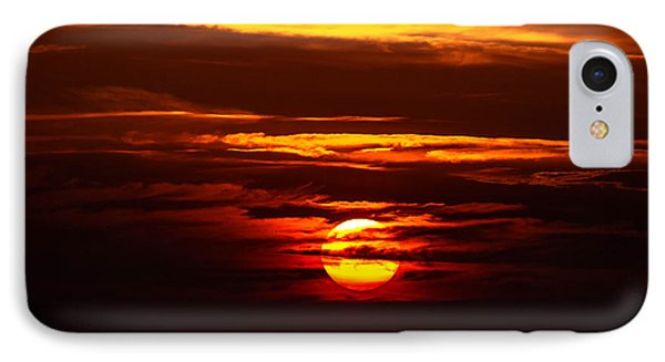 Southern Sunset IPhone Case by Shannon Harrington
