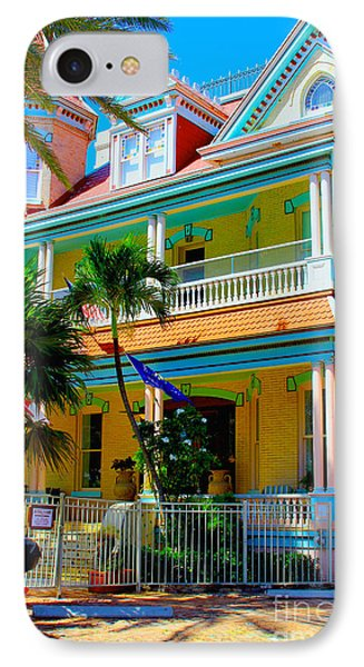 Southernmost House IPhone Case