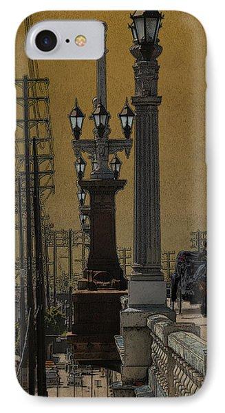 Southside Bridge Phone Case by Bill Jonas
