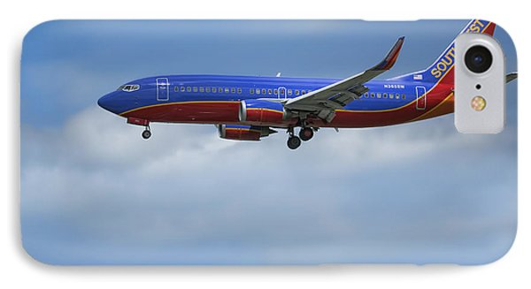 Southwest Airlines Jet IPhone Case