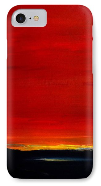 Southwest Desert Sunrise IPhone Case