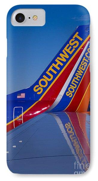 Southwest IPhone Case by Steven Ralser