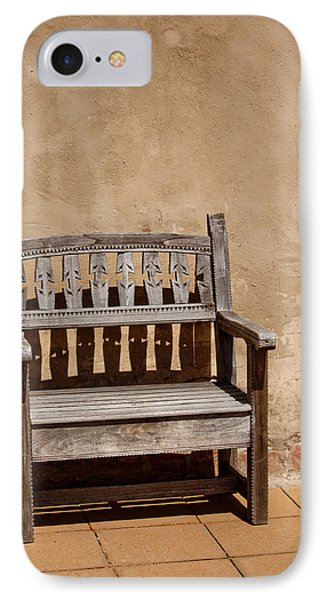 Southwestern Bench Phone Case by Art Block Collections