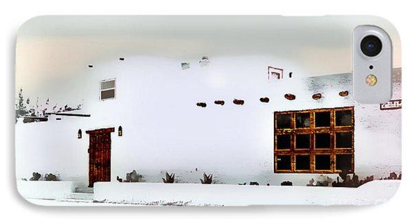 Southwestern Pueblo  IPhone Case by Barbara Chichester