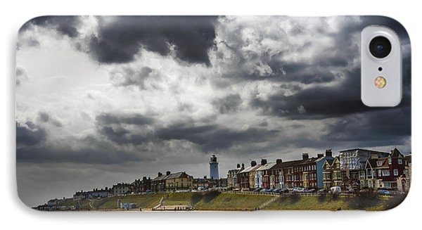 Southwold Phone Case by Svetlana Sewell
