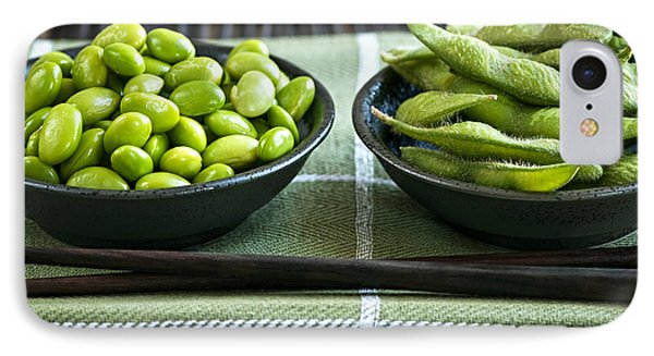 Soy Beans In Bowls IPhone Case