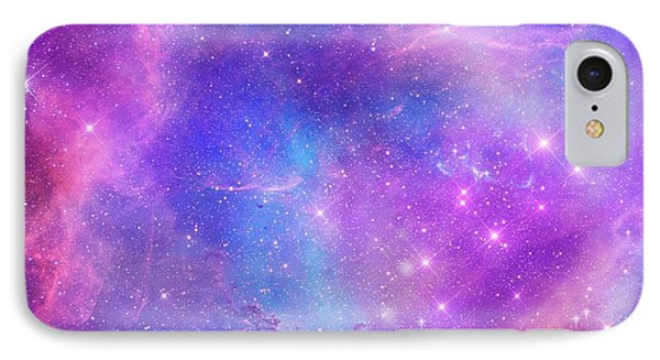 Space Art IPhone Case by Carol & Mike Werner