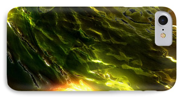 Space Fall IPhone Case by Richard Thomas