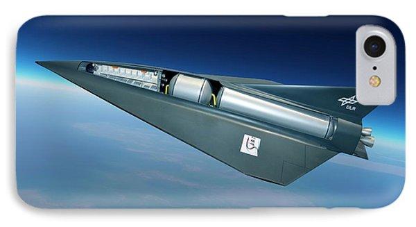 Spaceliner Transport IPhone Case by Detlev Van Ravenswaay
