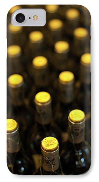Spain, Basque Country Region, La Rioja IPhone Case by Walter Bibikow