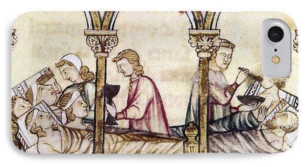 Spain: Medieval Hospital Phone Case by Granger