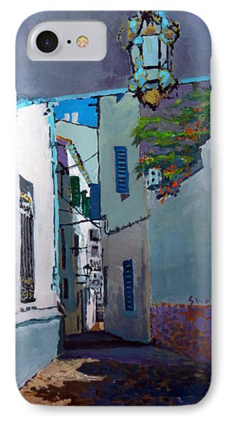 Spain Series 09 Cadaques IPhone Case by Yuriy Shevchuk