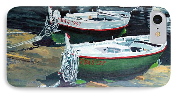 Spain Series 11 Cadaques Port Lligat IPhone Case by Yuriy Shevchuk