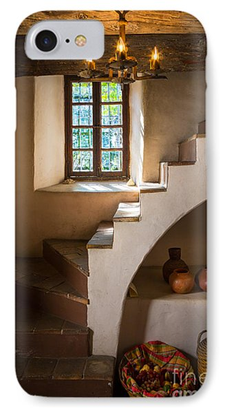 Spanish Governors Palace IPhone Case by Inge Johnsson