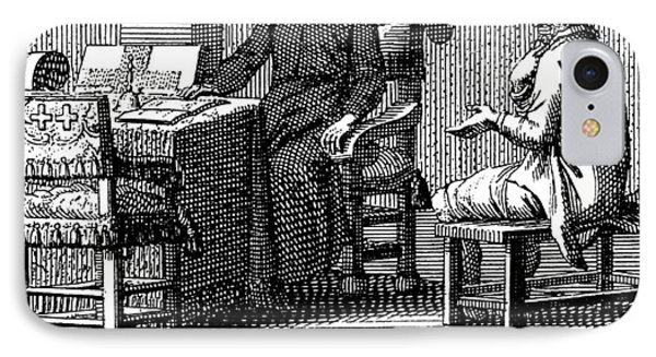 Spanish Inquisition, Interrogation IPhone Case by Wellcome Images