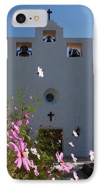 IPhone Case featuring the photograph Spanish Mission by Susan Rovira