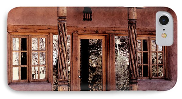 IPhone Case featuring the photograph Spanish Portal by Kathleen Stephens