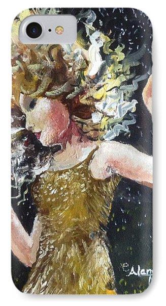 Sparkle Phone Case by Alana Meyers