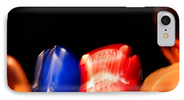 Sparring Phone Case by Kaleidoscopik Photography
