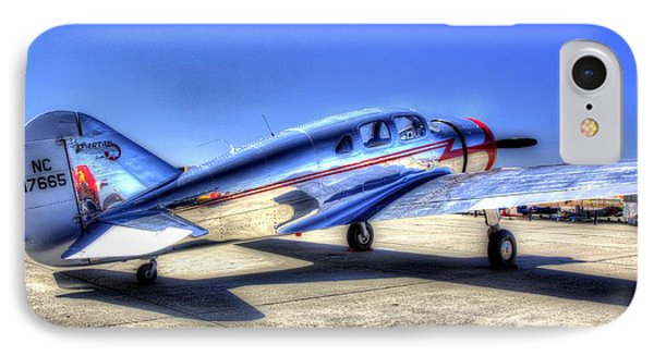 Sparten Executive At Hollister Airshow IPhone Case