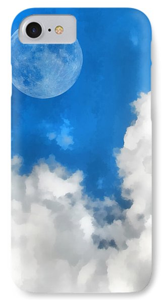 Speak To The Sky IPhone Case by Wendy J St Christopher