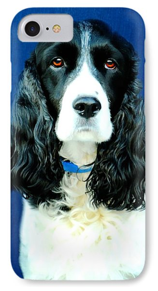 Speaking Of Annie IPhone Case by Diana Angstadt