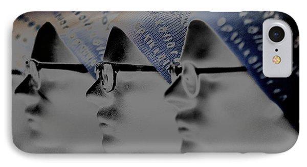Spec Glasses  Phone Case by Tommytechno Sweden