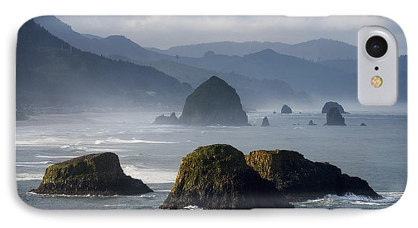 Spectacular Coastal Scenery Is Found IPhone Case by Robert L. Potts