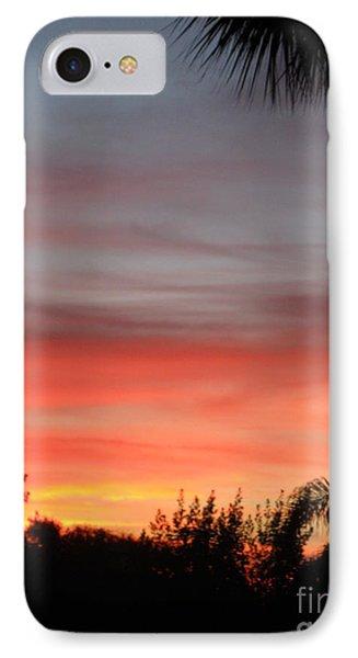 Spectacular Sky View IPhone Case by Oksana Semenchenko