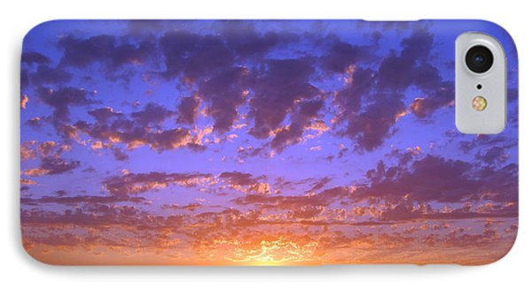 Spectacular Sunset  IPhone Case by Debra Thompson