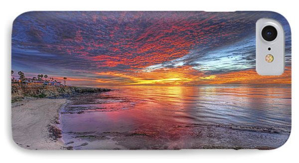 Spectacular Sunset IPhone Case