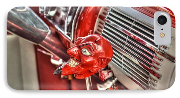 Speed Demon IPhone Case by Timothy Lowry