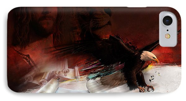 Speed In The Spirit Phone Case by Tamer and Cindy Elsharouni
