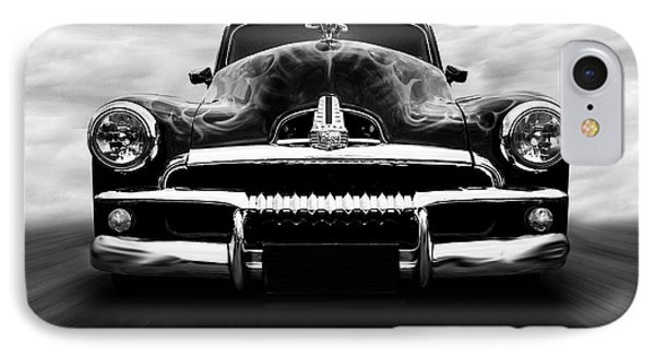 IPhone Case featuring the photograph Speeding Fj Holden by Keith Hawley